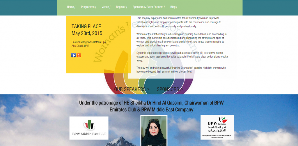 women's peak summit 23 may 2015